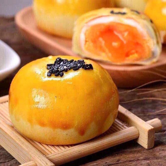 Thương hiệu bánh Trung Thu Liuxinsu