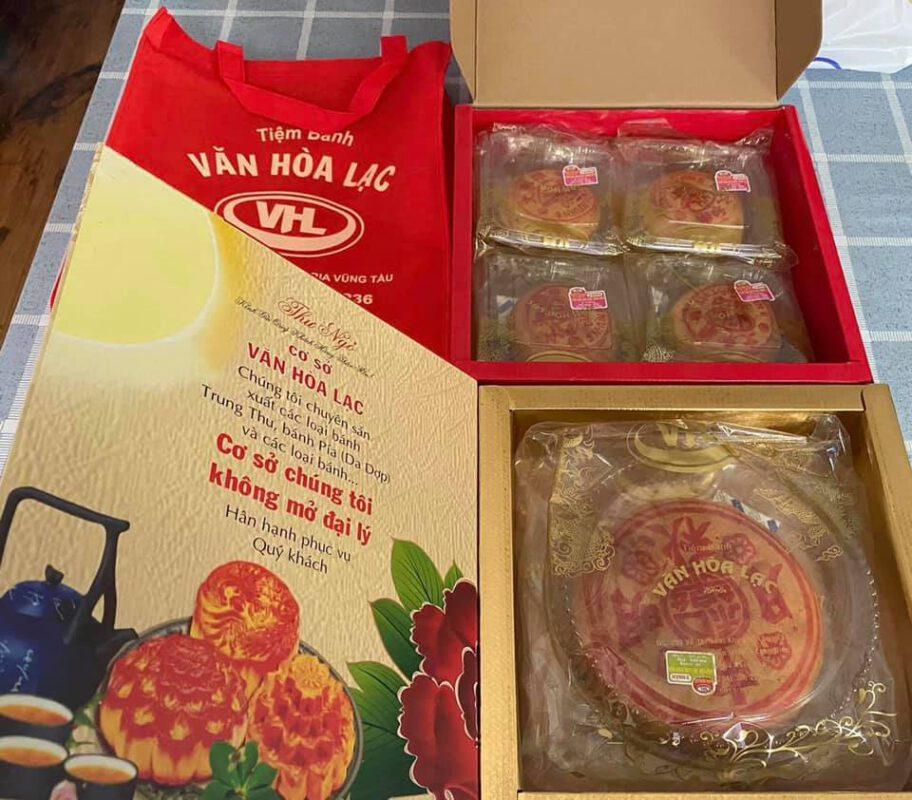 Thương hiệu bánh Trung Thu Văn Hoa Lạc Vũng Tàu