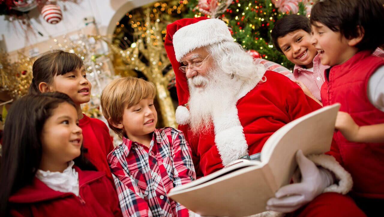 Món quà bất ngờ do ông gia Noel trao tặng