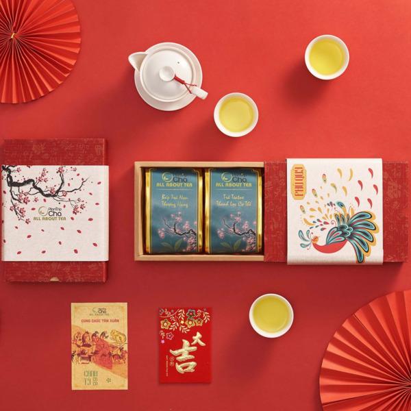 Những món đồ có màu đỏ thích hợp tặng ngày Tết