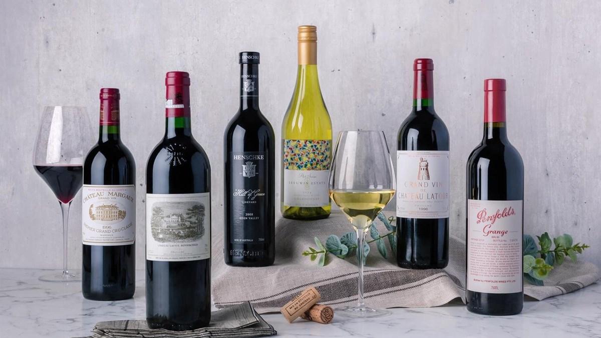 Rượu vang món quà may mắn cho ngày Tết