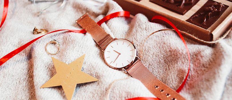 Đồng hồ - món quà giáng sinh ý nghĩa