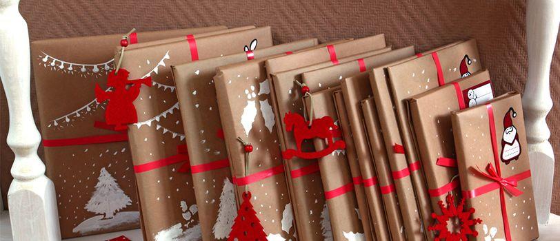 Tặng quà Giáng sinh bằng sách
