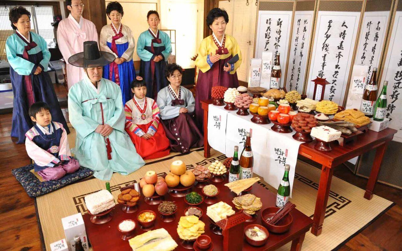 Tết Trung Thu là ngày bao nhiêu ở Hàn Quốc