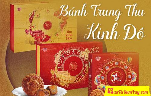 Thương hiệu bánh Trung Thu Kinh Đô
