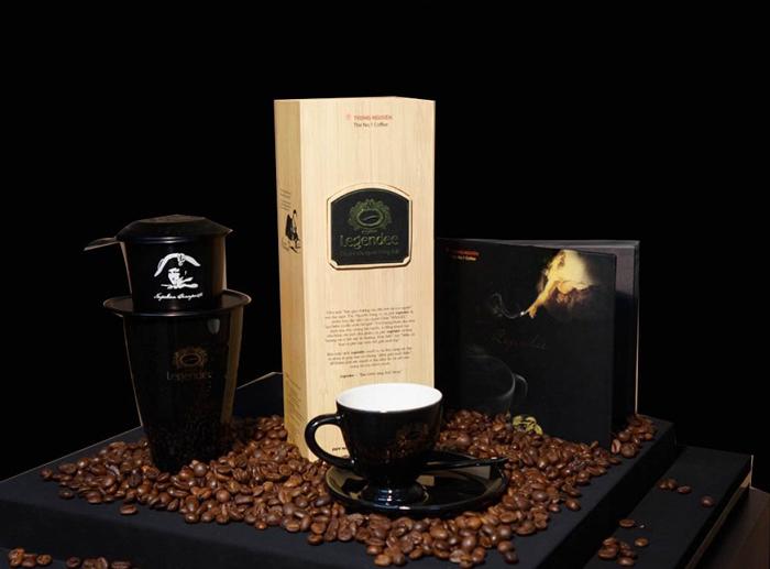 Trà cafe món quà không thể thiếu trong giỏ quà Tết