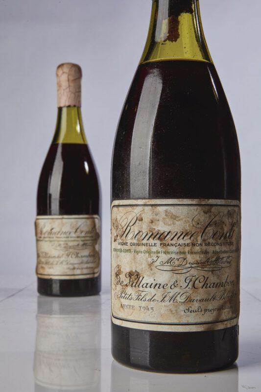 Chai rượu quý làm quà tặng bố