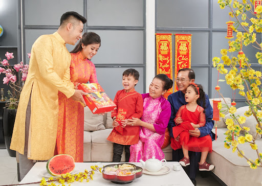 Những lới chúc Tết hay nhất cho ba mẹ