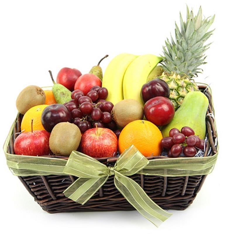 Tham khảo các mẫu giỏ trái cây đẹp