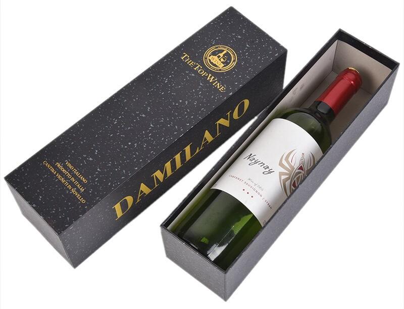 Hộp đựng rượu vang bằng giấy