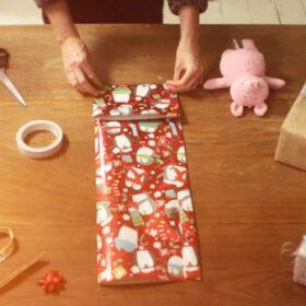 Cách gói quà đẹp không cần hộp đơn giản dễ làm có video- Tổng hợp