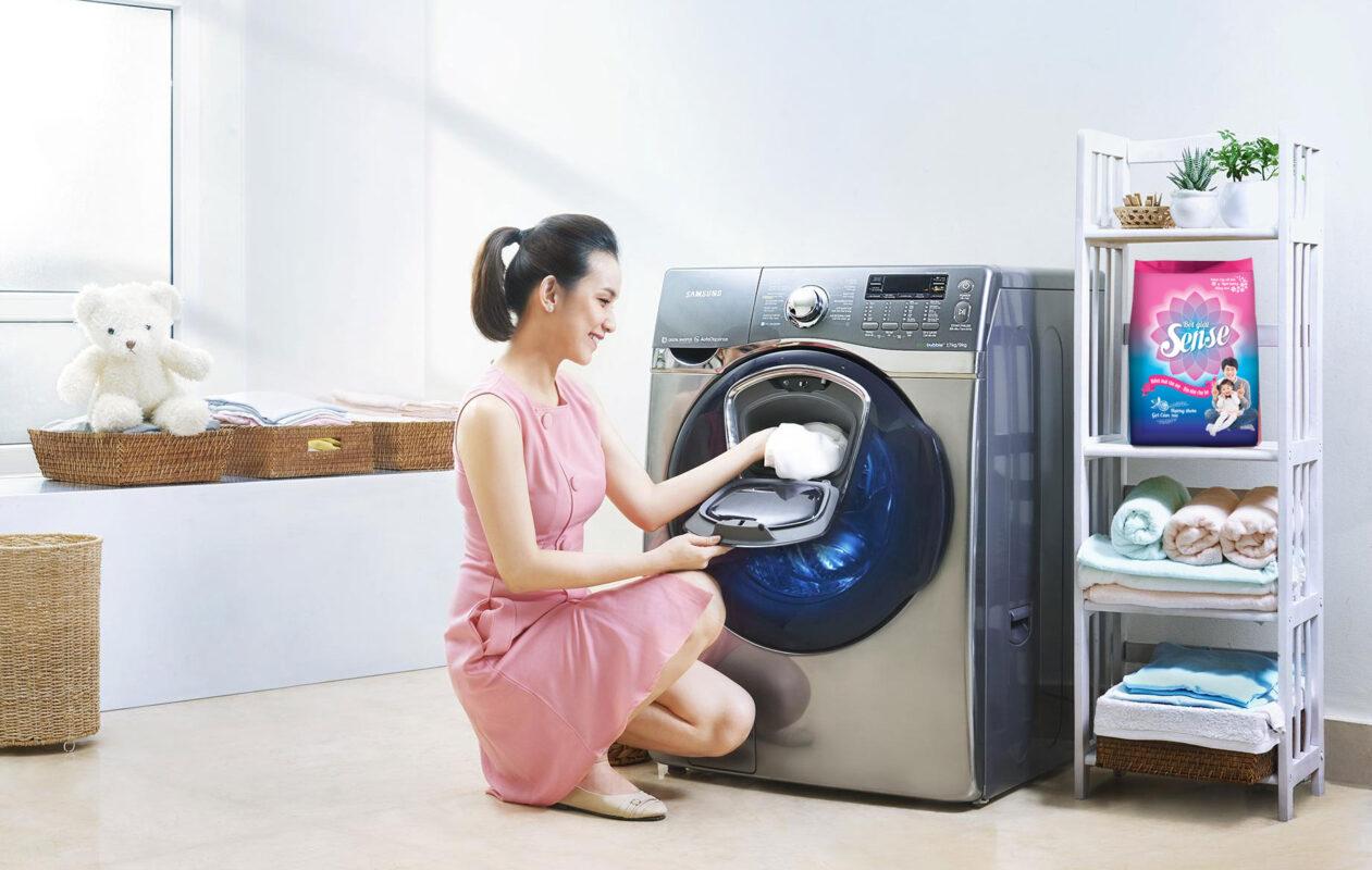 Không nên giặt quần áo vào mùng 1, mùng 2 Tết