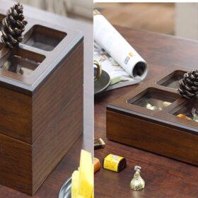 TOP 25+ mẫu hộp đựng mứt tết bằng gỗ đẹp nhiều người thích 2021